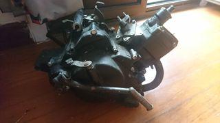 despiece motor nsr