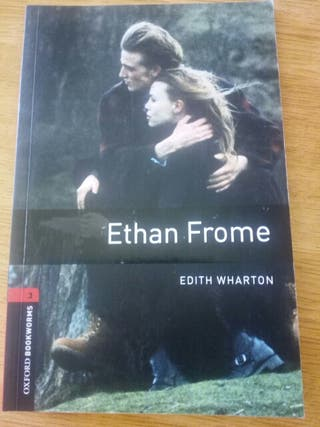 Libro lectura de Inglés Ethan Frome.