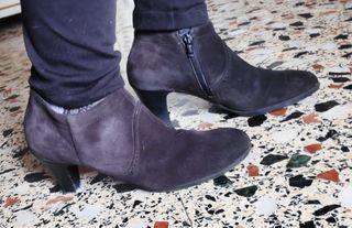 zapatos tacón stonefly 39