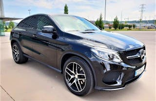 MERCEDES GLE 350 d 4Matic Coupé Premium