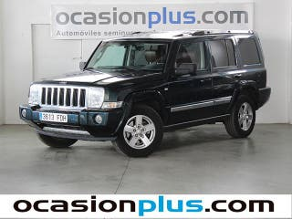Jeep Commander 3.0 CRD Limited 160kW (218CV)