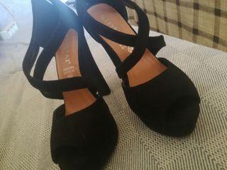 Zapatos tacón tacones