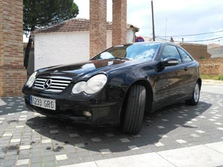 Mercedes-Benz Clase C 220cdi Sport Coupe 2004