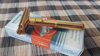 Maquinilla de afeitar Merkur