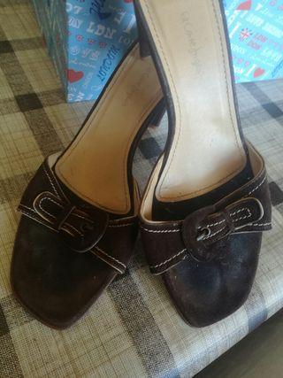 Zapatos tacon tacones