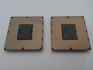 2 Procesadores Intel Xeon E5620 (16 cores)