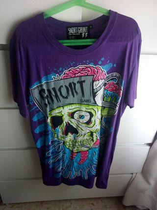 Camiseta Snort Grunt