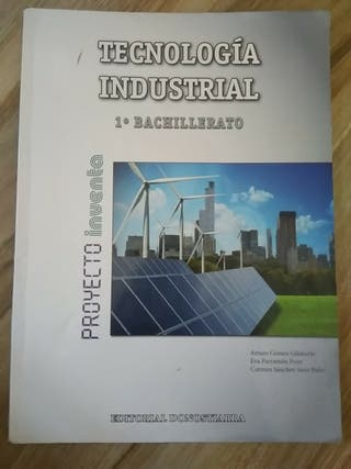 Tecnologia industrial 1°bach