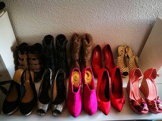 Zapatos varios modelos BARATOS