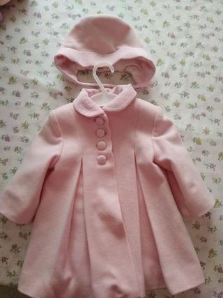 abrigo bebe dulces