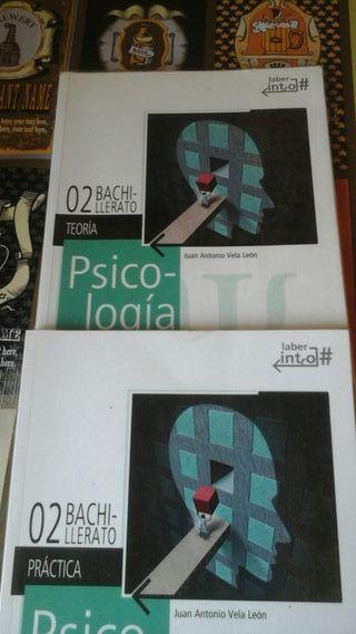 libros psicología 2 bachillerato