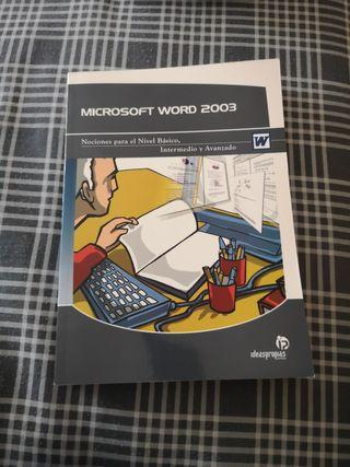 Microsoft Word 2003 (guía completa)