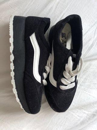 Zapatillas Talla 36 Con plataforma