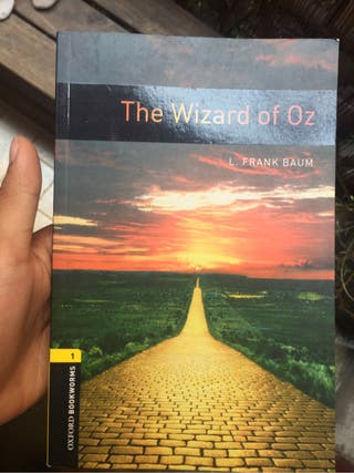 The Wizard Of Oz Book Oxford