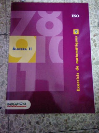 Àlgebra 2 1 eso