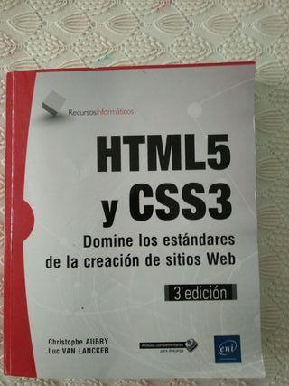 Libro html5 y css3 editorial eni.