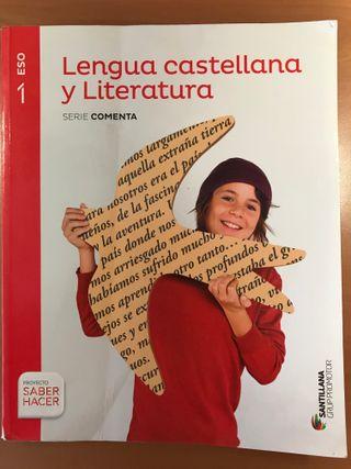 Llibre Castellà 1r ESO ISBN 978-84-9047-691-8