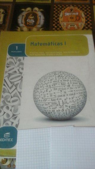matemáticas 1 bachiller