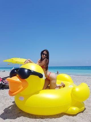 Flotador Gigante Pato - Envío 24h - Flappeo