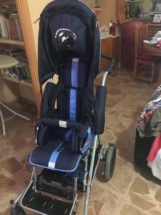 Carrito discapacidad