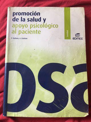 Libro auxiliar enfermeria