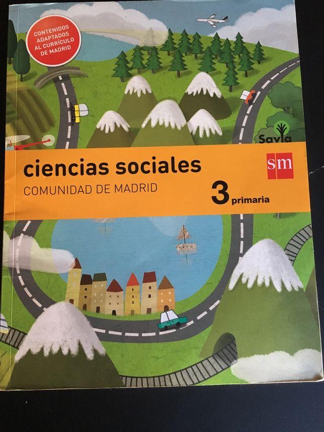 Libro Ciencias Sociales 3 Primaria Sm De Segunda Mano Por 5 En Boadilla Del Monte En Wallapop