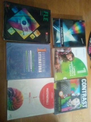 Libros 1 batxi