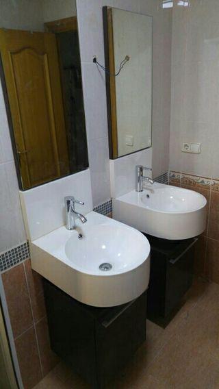 mueble de baño completo nuevo