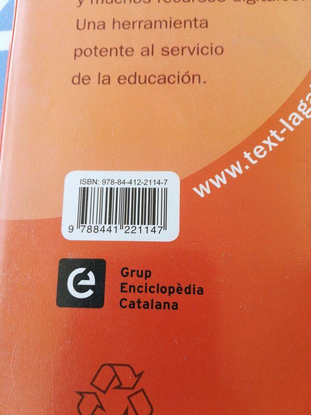 libro castellano ciclo medio