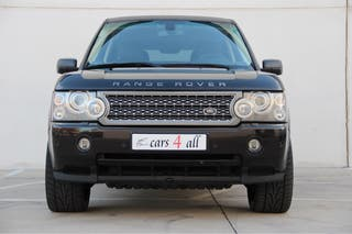 ranger rover vogue 2009
