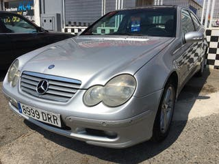 Mercedes-Benz Clase C sport coupe 2.2 cdi