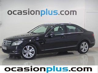 Mercedes-Benz Clase C C 200CDI BE Avantgarde Blue Effic Ed 100kW (136CV)