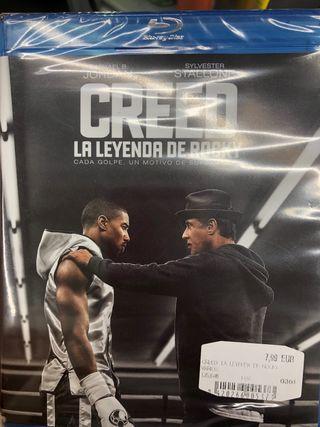 Creed Blu Ray