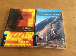 I, Robot & A Passage to India