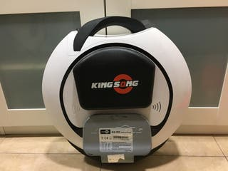 Monociclo electrico Kingsong