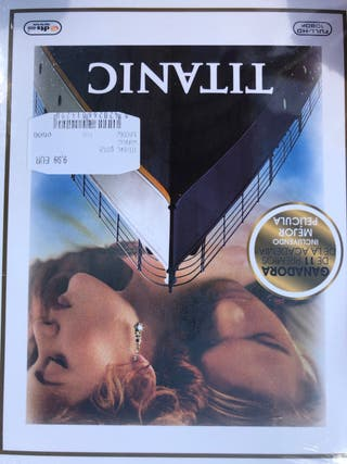 Titanic Blu Ray