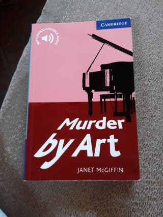 Used, Murder by art for sale  UK