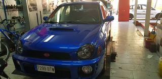 Subaru Impreza 2002 wrx 4x4