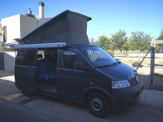 Volkswagen California 2009 camper