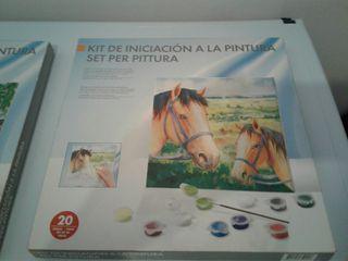 Kit Iniciación pintura