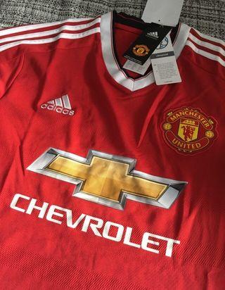 Camiseta original Manchester