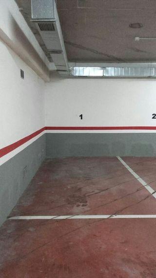 Garage en alquiler