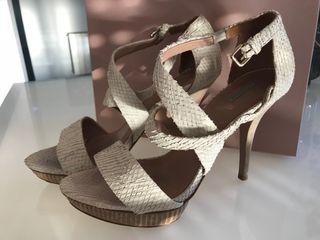 Segunda Por Zapatos Talla Mujer 27 De En Mano 40 Yb7fgyv6 Uterqüe Tacon CxoWrdeB