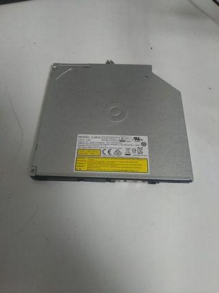 Grabadora dvd portatil