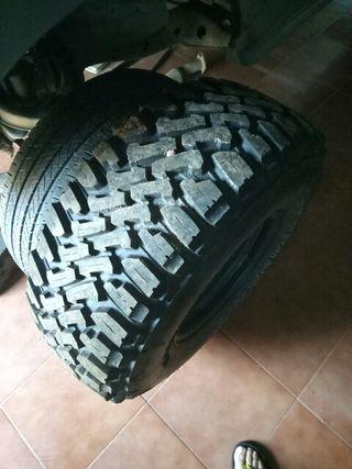 ruedas cubiertas 33 12.5 r15