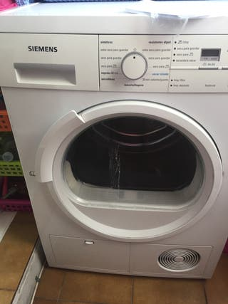 Secadora Siemens IQ500 de 7 Kg