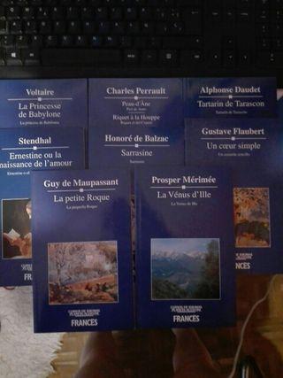 Libros para aprender francés NUEVOS
