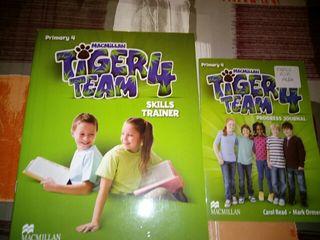 TIGER TEAM 4 SKILLS TRAINER 978-0-230-47528-1