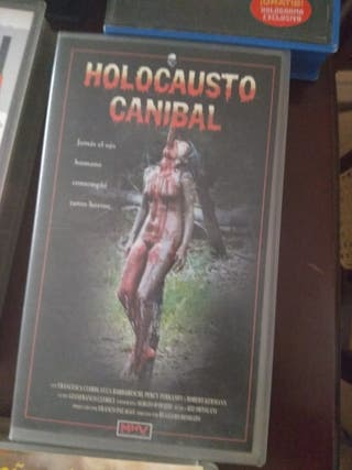 holocausto Canibal Vhs