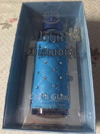 Perfume femenino Blue Diamond.
